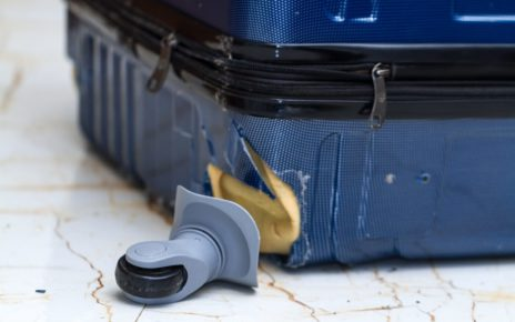 What to Do if My Luggage is Damaged
