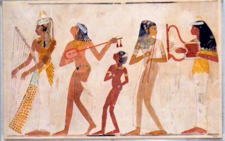 Music and Dance in Ancient Egypt