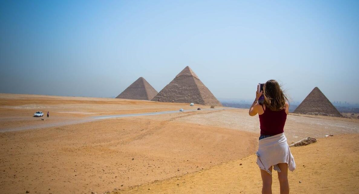 Tourism is a cornerstone of Egypt's economy