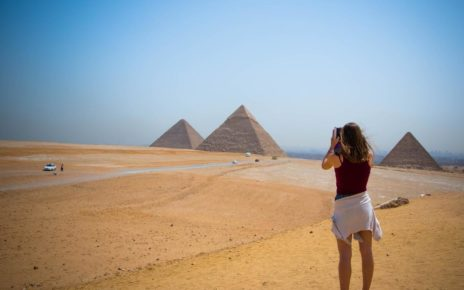 Tourism is a cornerstone of Egypt's economy