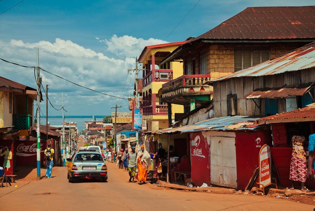 Freetown is the capital of Sierra Leone