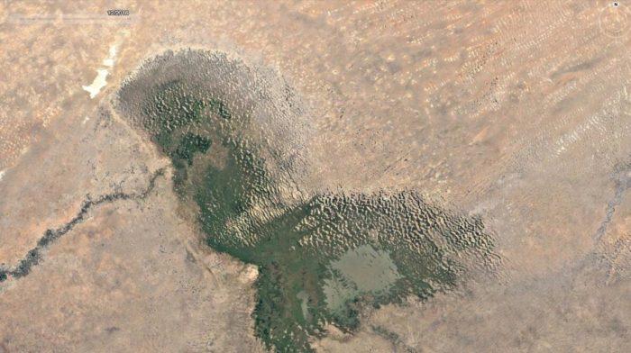 Lake Chad December 2016