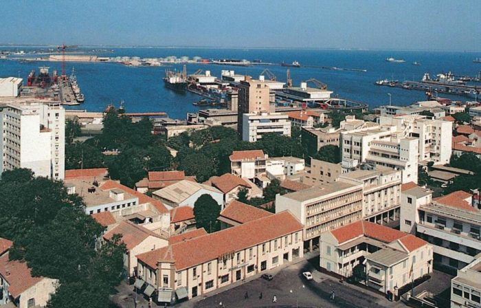 The location at Cape Verde