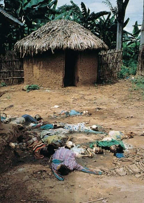 The 1994 genocide