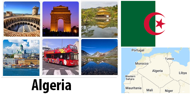 Algeria Sightseeing Places
