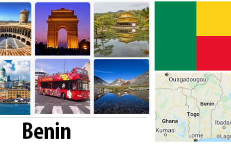 Benin Sightseeing Places