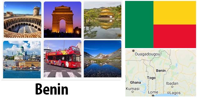 Benin Sightseeing Places