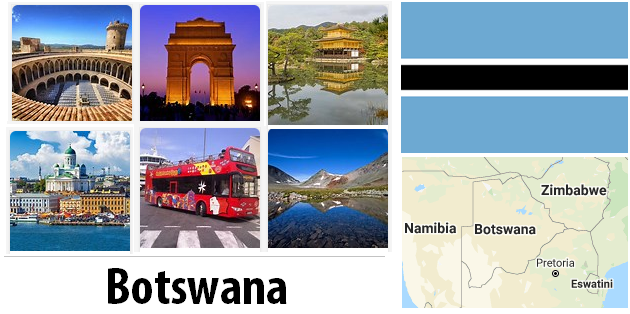 Botswana Sightseeing Places