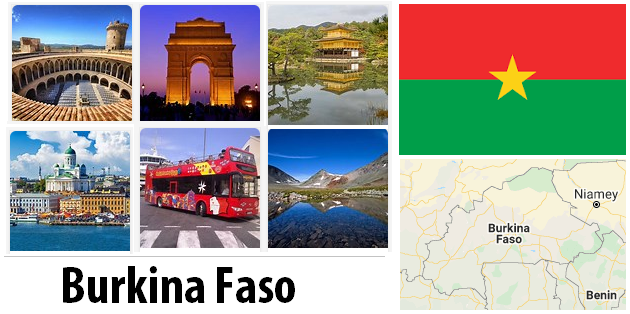 Burkina Faso Sightseeing Places