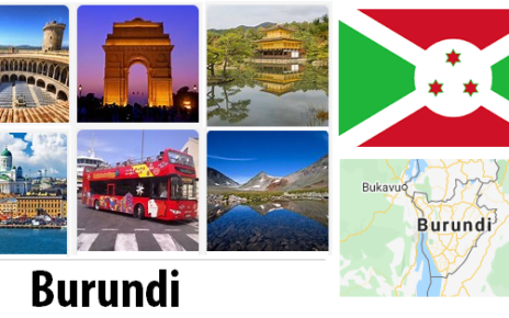 Burundi Sightseeing Places