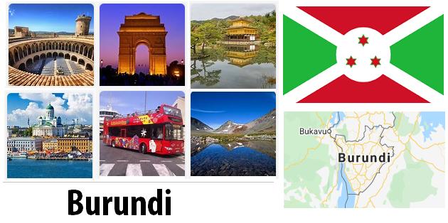Burundi Sightseeing Places