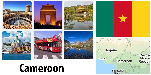 Cameroon Sightseeing Places
