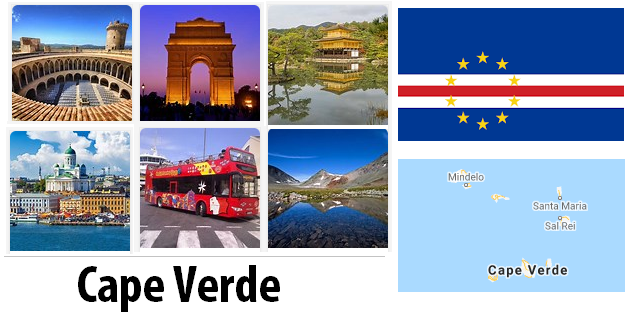 Cape Verde Sightseeing Places