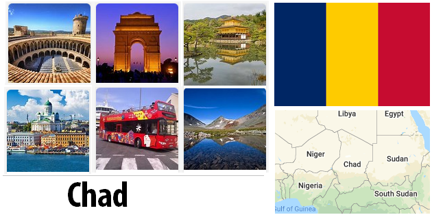 Chad Sightseeing Places