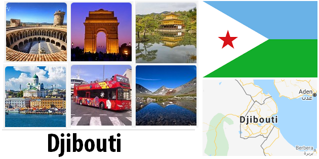 Djibouti Sightseeing Places