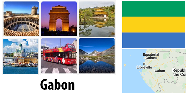 Gabon Sightseeing Places