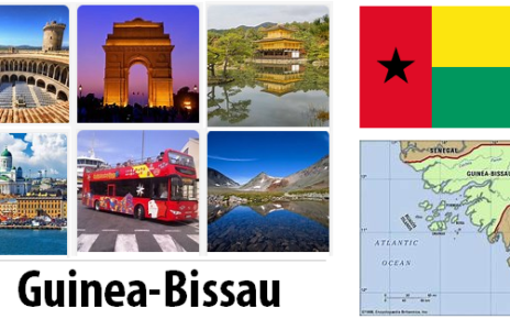 Guinea-Bissau Sightseeing Places