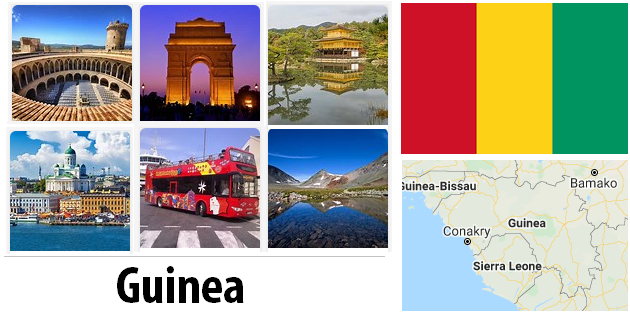 Guinea Sightseeing Places