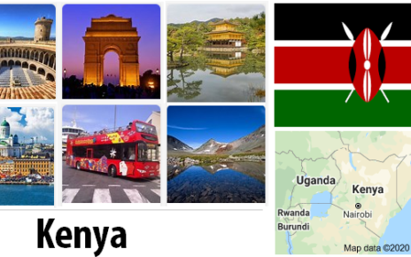 Kenya Sightseeing Places