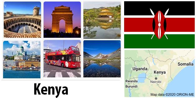 Kenya Sightseeing Places