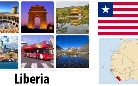 Liberia Sightseeing Places