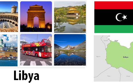 Libya Sightseeing Places