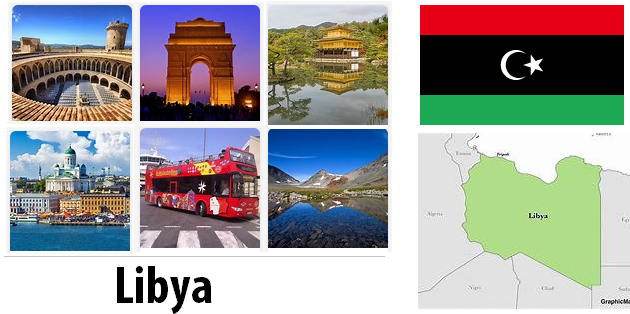 Libya Sightseeing Places