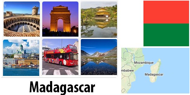 Madagascar Sightseeing Places