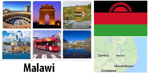 Malawi Sightseeing Places