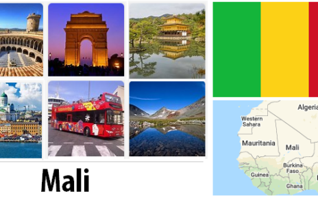 Mali Sightseeing Places