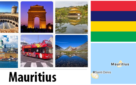 Mauritius Sightseeing Places