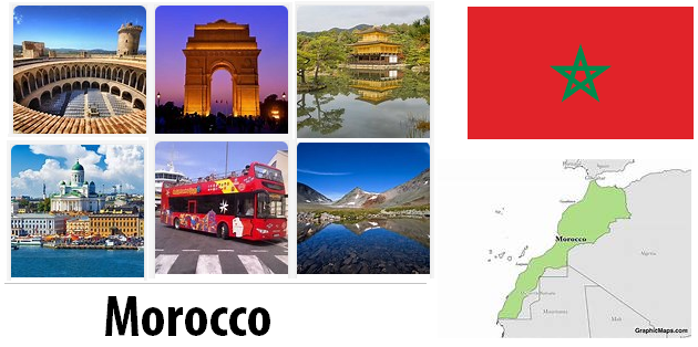 Morocco Sightseeing Places
