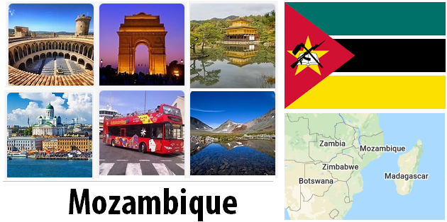 Mozambique Sightseeing Places