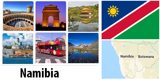 Namibia Sightseeing Places