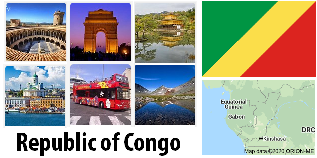 Republic of Congo Sightseeing Places