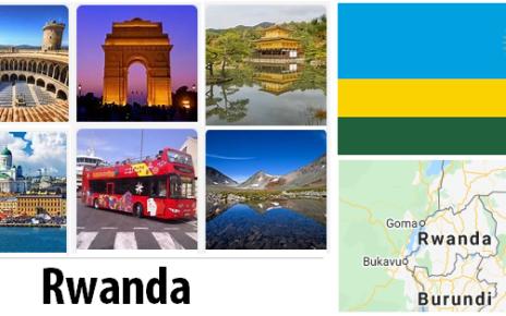Rwanda Sightseeing Places