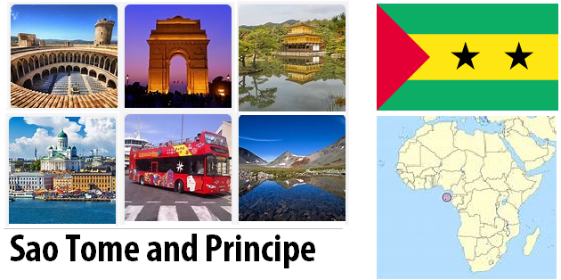 Sao Tome and Principe Sightseeing Places