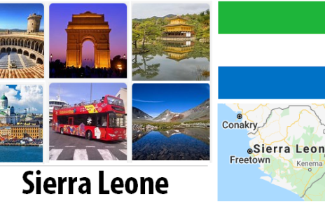 Sierra Leone Sightseeing Places