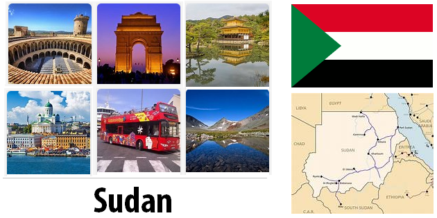 Sudan Sightseeing Places