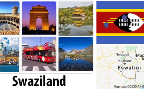 Swaziland Sightseeing Places