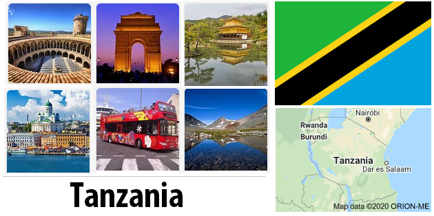 Tanzania Sightseeing Places