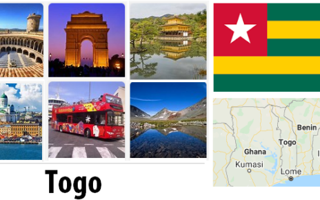 Togo Sightseeing Places