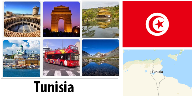 Tunisia Sightseeing Places