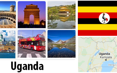 Uganda Sightseeing Places