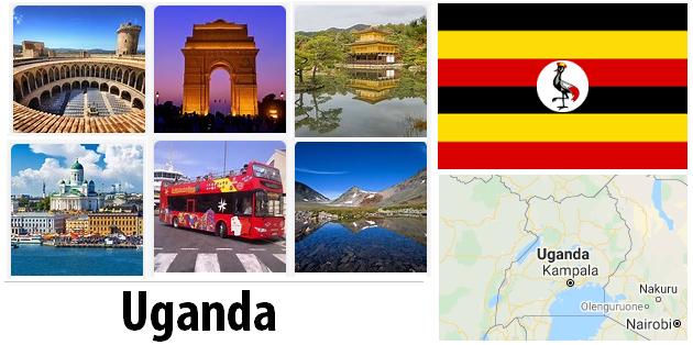 Uganda Sightseeing Places