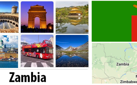 Zambia Sightseeing Places