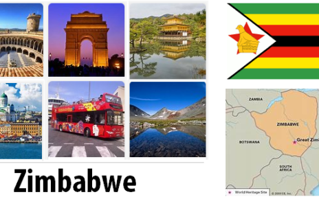 Zimbabwe Sightseeing Places