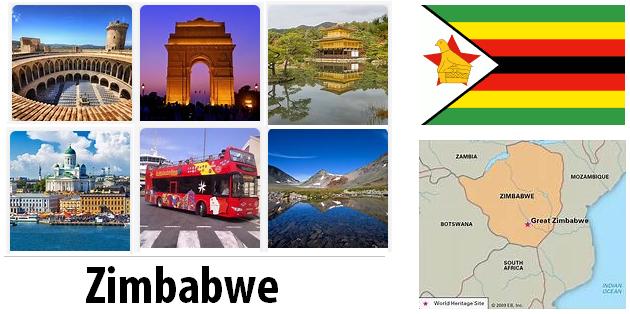 Zimbabwe Sightseeing Places