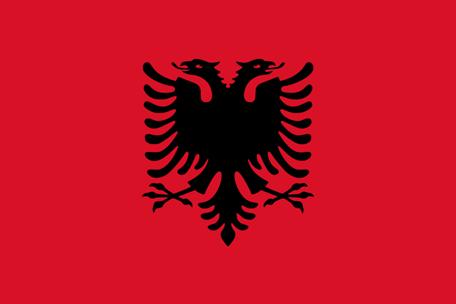 Albania Emoji Flag