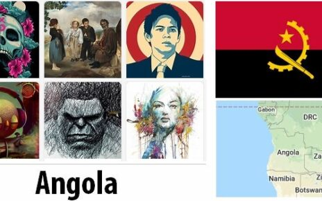 Angola Arts and Literature